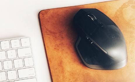 Hoog in Google voor ergonomische muis